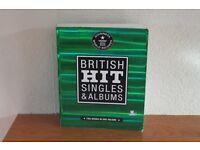 British hit singles/Albums