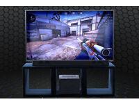 Fast Mini ITX Gaming PC ASUS Small Form Factor Kaby Lake i3 Kaby Lake 8GB Nvidia GPU