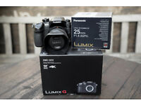 Panasonic GH4 4K + Leica DG Summilux 25mm f/1.4
