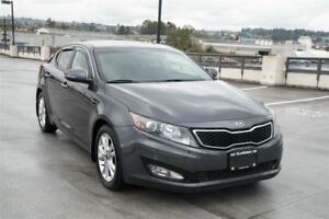 2012 Kia Optima Coquitlam 604-298-6161 NEW YEAR! NEW CAR!