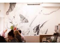 Waiting Staff and Barista wanted for Australian Cafe in Central London!