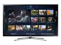 Ultra Slim Samsung 40 inch Full HD 3D LED Smart TV with Freeview HD, Wifi + Apps not 42 46 48 50
