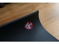 Manduka Pro Mat Black, Like New, RRP £85