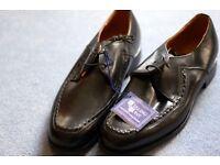 Sterling & Hunt Men's Leather Shoes (UK Size 8) NEW!