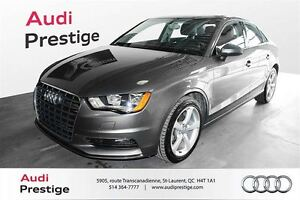 2015 Audi A3 TDI ONLY 26KMS !!