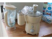 Philips Juicer/ Blender