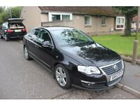 VW Passat 2.0 tdi for sale or swap for van plus cash