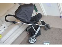Mamas and Papas 'Zoom' Buggy Complete Travel System