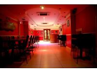 Event space available for Hire, private parties , birthdays etc...