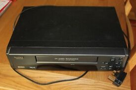 VHS VIDEO RECORDER