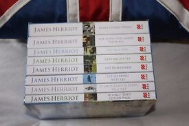 James Herriot, The complete boxed set. DOES ANYONE ACTUALLY SELL ANYTHING ON THIS SITE? - OFFERS??