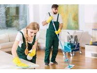 Cleaning specialists, Eco-clean available, Trusted, Reliable, Insured & Local