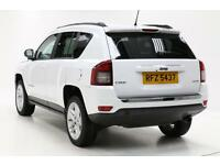 Jeep Compass CRD LIMITED (white) 2013-09-02