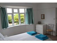 Truro - lovely room in spacious bungalow