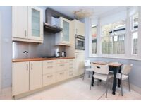 A ground floor flat offering two bedrooms and a private garden, situated on Glasford Street.