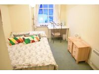 Ensuite master room in Shoreditch in Central London. Available from 01/04