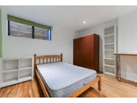 Chalk Farm Road NW1: studio flat / wooden floors / available 8th August / furnished / great location