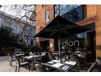 Chef de Partie, Monday-Friday, friendly bar/restaurant, St Paul's