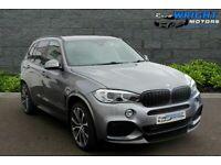 🔷🔹 Mar 2018 BMW X5 xDrive30d M Sport 5dr Auto [7 Seat]🔹🔷
