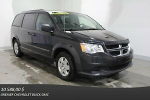 2012 Dodge GRAND CARAVAN SXT *7 PASSAGERS AIR CLIM CRUISE*