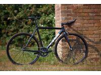 Cinelli Mash Histogram (size small, 54cm) - complete track bike