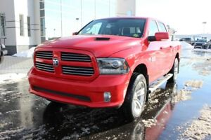 2014 RAM 1500 Sport - FULL LOAD - LEATHER -HEATED/COOLED SEATS