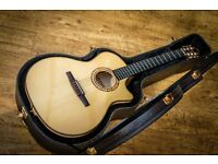 Taylor NS64ce Maple Grand Auditorium Cutaway Acoustic/Electric Nylon 6-String