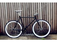SALE ! GOKU cycles Steel Frame Single speed road bike TRACK bike fixed gear bike racing bike q1