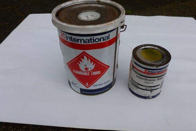 5 litres Two Pack International Paint – Signal White | in Hayling Island,  Hampshire | Gumtree