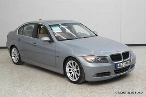 2006 BMW 330I xi /AWD, LEATHER, ROOF.. -NO ADMIN FEE !!!