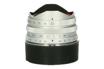 Voigtlander 15mm f/4.5 Super Wide Heliar-M Sn.:CM8015