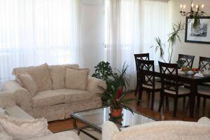 3 Bedroom Furnished Apartment - North York (Toronto)