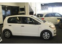 VOLKSWAGEN UP! 1.0 Take Up Hatchback 5dr (white) 2014