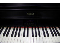 Roland RG1 Digital Piano and Stool