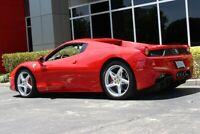 Miniature 2 Voiture Européenne d'occasion Ferrari 458 2014
