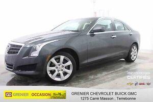 2014 Cadillac ATS SEDAN AWD