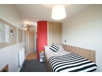 Ensuite Rooms Available in July & August 2018 in North Lodge Residence - £125 pw All Bills Included!