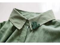 Handmade brooch