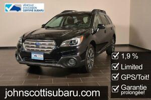 2015 Subaru Outback 3.6r LIMITED 1.9%