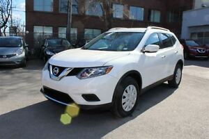 2014 Nissan Rogue S AWD 1 PROPRIO,JAMAIS  D'ACCIDENTE, AWD,