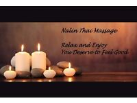 Nalin Thai Massage at Belle du Jour Beauty Salon, Upminster. Professional Thai massage treatments.