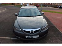 Very Good condition Mazda 6 Ts2 Hatchback 2.0l Diesel with electric tilt and slide sun roof