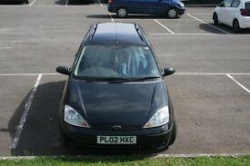 2002 Ford Focus 1.8 Estate.