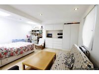 Beautiful and Bright Studio Flat to Rent in South Wimbledon