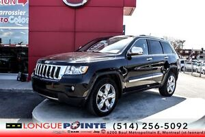 2011 Jeep Grand Cherokee Limited+DVD