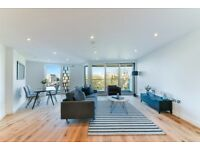 BEAUTIFUL 2 BEDROOM FLAT WITH PRIVATE BALCONY, GYM, CINEMA ROOM, IN PALACE VIEW, LAMBETH, LONDON