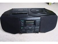 SONY Boombox CFD-S33L