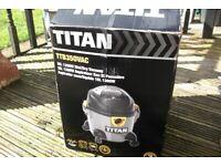 Titan Wet and Dry Vacuum