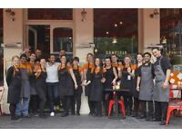 Comptoir Libanais is looking for unique waiters, bartenders and team members!