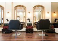 Eyebrow Chair , Nail table and Beauty room for rent in a busy shop in Surbiton